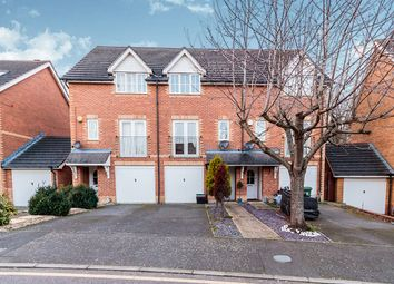 Thumbnail 3 bed semi-detached house for sale in Bascombe Grove, Crayford, Dartford