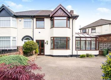 Thumbnail 3 bed semi-detached house for sale in Ennerdale Drive, Litherland, Liverpool, Merseyside