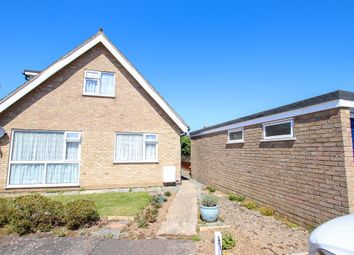 Thumbnail 3 bed detached house for sale in Wollaston Avenue, Dereham