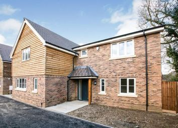 Thumbnail 4 bed detached house for sale in Harlington Manor, Westoning Road, Harlington