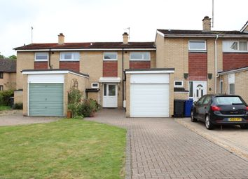 Thumbnail 3 bed terraced house to rent in Bell Meadow, Bury St Edmunds, Suffolk