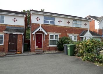 Thumbnail 3 bedroom end terrace house to rent in Guinevere Way, Exeter, Devon