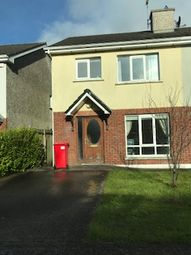 Thumbnail 3 bed semi-detached house for sale in 10 Gleann Tuarigh Park, Chickley's Road, Youghal, Co. Cork, Youghal, Cork