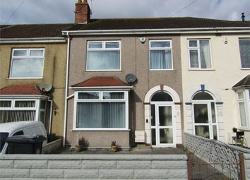 Thumbnail 3 bed terraced house for sale in Savoy Road, Bristol