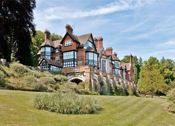 Thumbnail 3 bed flat for sale in Snowdenham Hall, Snowdenham Lane, Bramley, Guildford