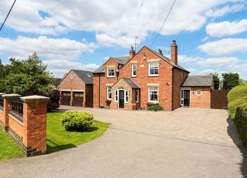 4 bed detached house for sale in Station Road, Cogenhoe, Northampton NN7