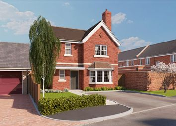 Thumbnail 3 bed detached house for sale in Terrace Road North, Binfield, Berkshire