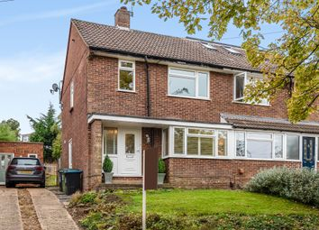 Thumbnail 3 bed semi-detached house for sale in St. Margarets Close, Berkhamsted