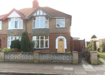 Thumbnail 3 bed property to rent in Rockley Road, Leicester