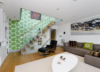 Thumbnail 2 bed mews house to rent in Waterfront Mews, London