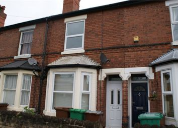 Thumbnail 2 bed terraced house to rent in Wilford Crescent East, Nottingham