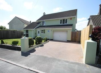 Thumbnail 5 bed detached house for sale in Little Fancy Close, Plymouth