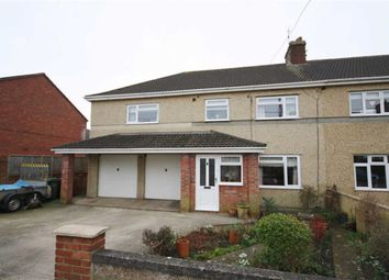 Thumbnail 5 bed semi-detached house for sale in Wood Lane, Chippenham, Wiltshire