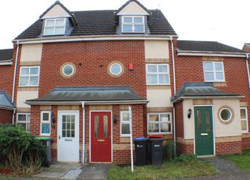 Thumbnail 4 bed town house for sale in Voce Gardens, Hucknall, Nottingham