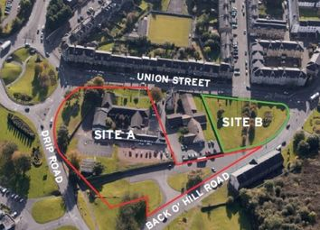 Thumbnail Land for sale in Union Street, Stirling