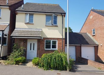 Thumbnail 3 bed detached house for sale in Boxfield Road, Axminster, Devon