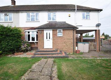 Thumbnail 4 bed semi-detached house for sale in Heathside Avenue, Coxheath, Maidstone, Kent
