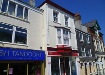 Thumbnail 1 bed flat to rent in Lower Fore Street, Saltash