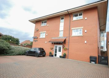 Thumbnail 2 bed flat for sale in Liddell Court, Sunderland