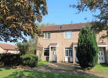 Thumbnail 2 bed end terrace house for sale in Ickworth Close, South Wootton, King's Lynn