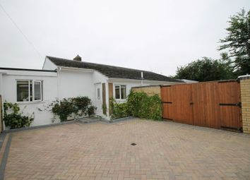 Thumbnail 4 bed bungalow to rent in Orchard Way, Oakington, Cambridge
