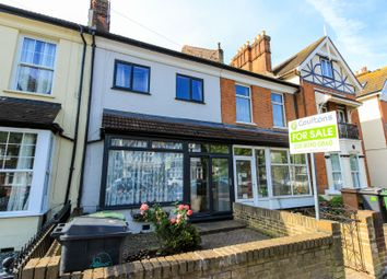 Thumbnail 3 bed terraced house for sale in Buxton Road, London