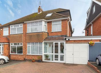 4 bed semi-detached house for sale in Velsheda Road, Shirley, Solihull B90