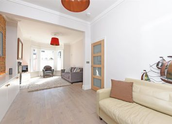 Thumbnail 4 bedroom terraced house for sale in Camborne Road, London