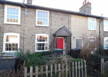 Thumbnail 2 bed terraced house for sale in Walnut Tree Walk, Stowmarket