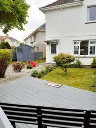 The Glebe, Camborne, Cornwall TR14. 2 bed semi-detached house