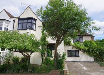 Thumbnail 4 bed semi-detached house for sale in Village Road, Finchley