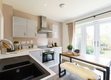 "Thumbnail 2 bed semi-detached house for sale in ""The Hindhead"" At Witney Road, Kingston Bagpuize, Abingdon OX13, Kingston Bagpuize,"