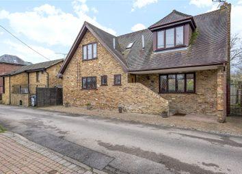 Thumbnail 3 bed detached house for sale in Ham Island, Old Windsor, Windsor, Berkshire