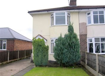 Thumbnail 3 bed semi-detached house to rent in Huntley Avenue, Spondon, Derby