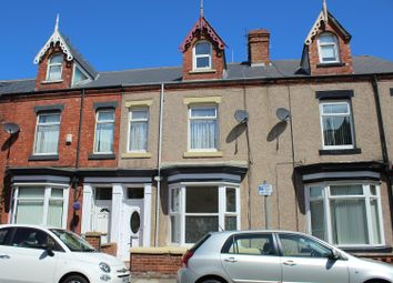Thumbnail 4 bed terraced house for sale in Carlton Street, Hartlepool