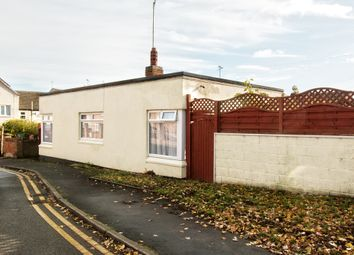 Thumbnail 2 bed detached bungalow for sale in Britannia Street, Shepshed, Loughborough