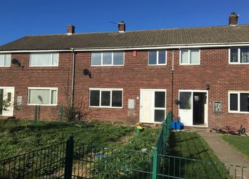 Thumbnail 3 bed terraced house for sale in Grasmere Road, Knottingley