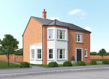 Thumbnail 4 bed detached house for sale in Regent Park, North Road, Newtownards