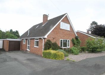 Thumbnail 3 bed detached house to rent in Mount Way, Pontesbury, Shrewsbury