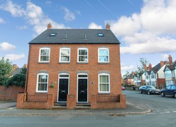 Thumbnail 3 bed semi-detached house to rent in Grove Road, Atherstone