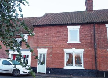 Thumbnail 3 bedroom terraced house for sale in Pople Street, Wymondham
