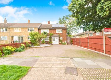 Thumbnail 4 bed end terrace house for sale in Popple Way, Stevenage