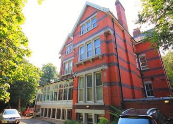 Thumbnail 2 bed flat for sale in Aigburth Drive, Sefton Park, Liverpool