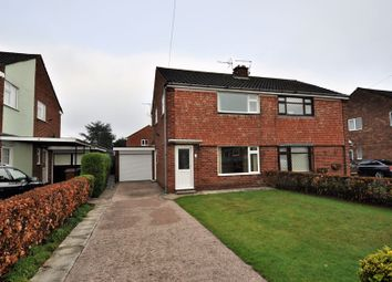 Thumbnail Property for sale in Sandiford Road, Holmes Chapel, Crewe
