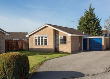 Thumbnail 2 bed bungalow for sale in Pasture Close, Strensall, York