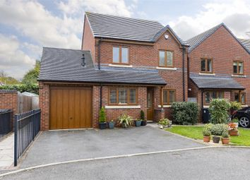 Thumbnail 3 bed detached house for sale in Sir Frank Whittle Gardens, Leamington Spa