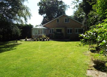 Thumbnail 4 bed detached house for sale in Horns Drove, Rownhams, Southampton, Hampshire