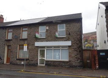 Thumbnail Studio for sale in Bute Street, Treorchy