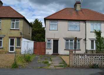 Thumbnail 4 bed semi-detached house to rent in Blackwell Caravan Site, Kings Hedges Road, Cambridge