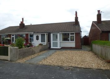 Thumbnail 1 bed bungalow to rent in Rydal Road, Hambleton, Poulton-Le-Fylde